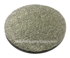 Motor Scrubber 8 inch Marble Crystallization Pad