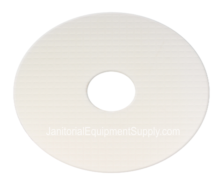 Motor Scrubber 8 inch Melamine Cleaning Pad