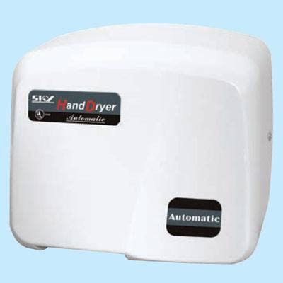 SKY® Automatic Hand Dryer with Fire Retardant ABS Cover