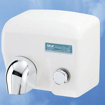 SKY® 2400PS Push Button Hand Dryer