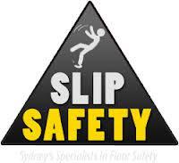 Reduces Slip & Falls