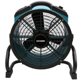 XPOWER® X-34AR | Axial Fan with Built-In Power Outlets 1/4 HP