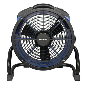 X-35AR Axial Fan with Build-In Power Outlets