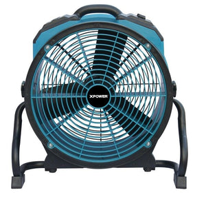 XPOWER® X-47ATR Axial Fan 1/3 HP 3600 CFM with 3 Hour Timer