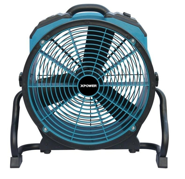 Xpower 174 X 41atr Axial Fan 1 3 Hp 3600 Cfm With Timer