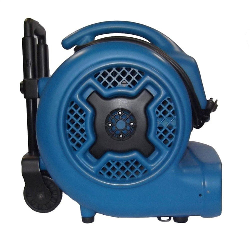 XPOWER® X-830H | Air Mover Floor Dryer 1HP 3600 CFM with Wheels