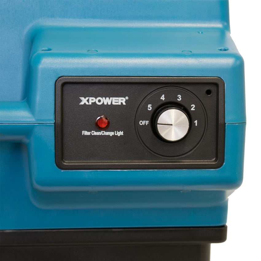 XPOWER X-3380 Pro Clean Commercial 4-Stage Scrubber