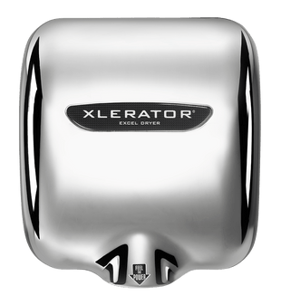 XLERATOR® XL-C Automatic Hand Dryer Chrome Plated