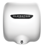 XLERATOR® XL-W Automatic Hand Dryer White Epoxy Finish