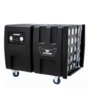 XPOWER AP-2000 Commercial HEPA Air Scrubber Filtration System