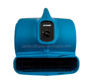 XPOWER® P-630 | Air Mover Floor Dryer 1/2 HP 3 Speeds