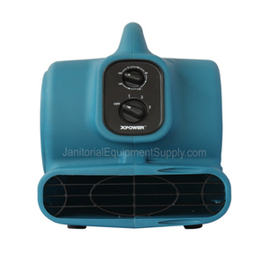 XPOWER® P-230AT | Mini Air Mover 1/5 HP 3 Speeds with 3HR Timer
