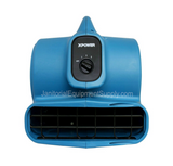 XPOWER® X-400A | Air Mover Floor Dryer 1/4 HP with Power Outlet
