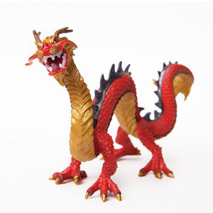 10135-Horned Chinese Dragon