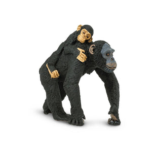 295929-Chimpanzee with Baby