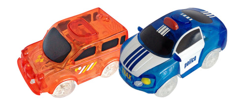 Jgo 2 Coches Twister Tracks - Emergency Series