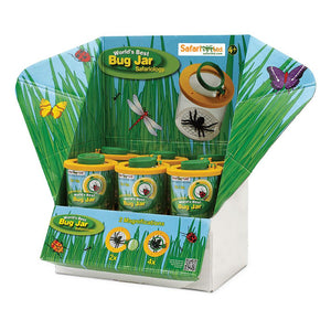 621116-World's Best Bug Jar POP Display (12 Pcs)