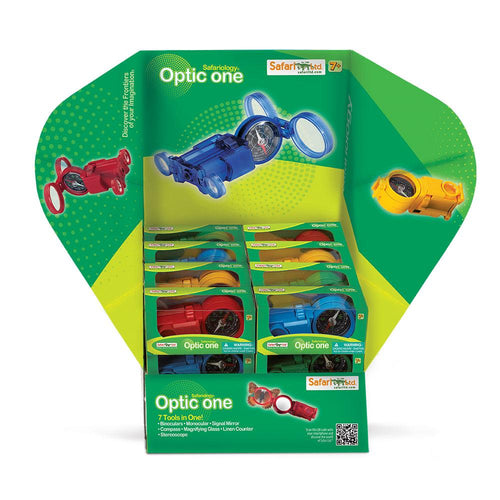 621716-Opaque Optic One POP Display (24 Pcs)