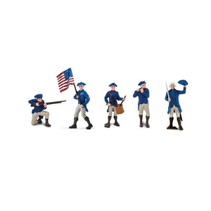 650204-American Revolutionary War Continental Army *