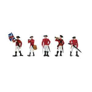 650404-American Revolutionary War British Army *