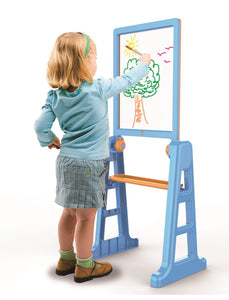 Glow Pad XL with Easel - Blue / Orange