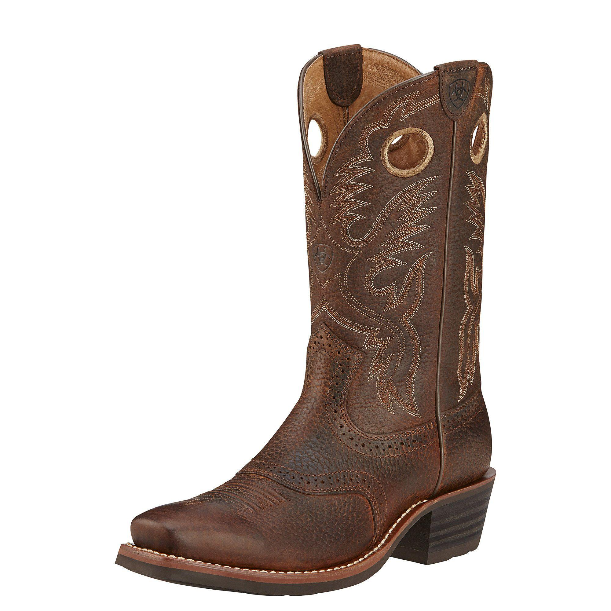 Ariat Heritage Roughstock Western Boot - CWesternwear