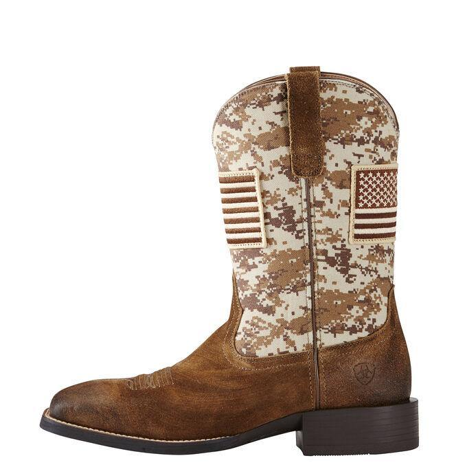 Ariat Sport Patriot Western Boot - CWesternwear