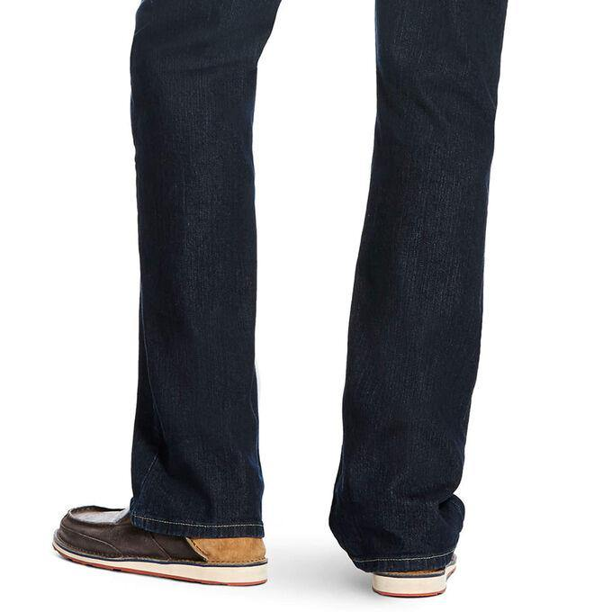 Ariat M5 Slim Stretch Legacy Stackable Straight Leg Jean - CWesternwear