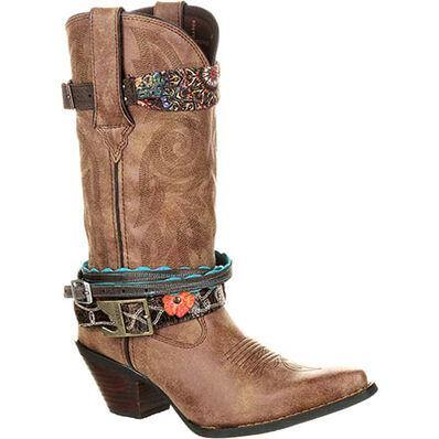 CRUSH™ BY DURANGO® WOMEN'S ACCESSORIZED WESTERN BOOT - CWesternwear