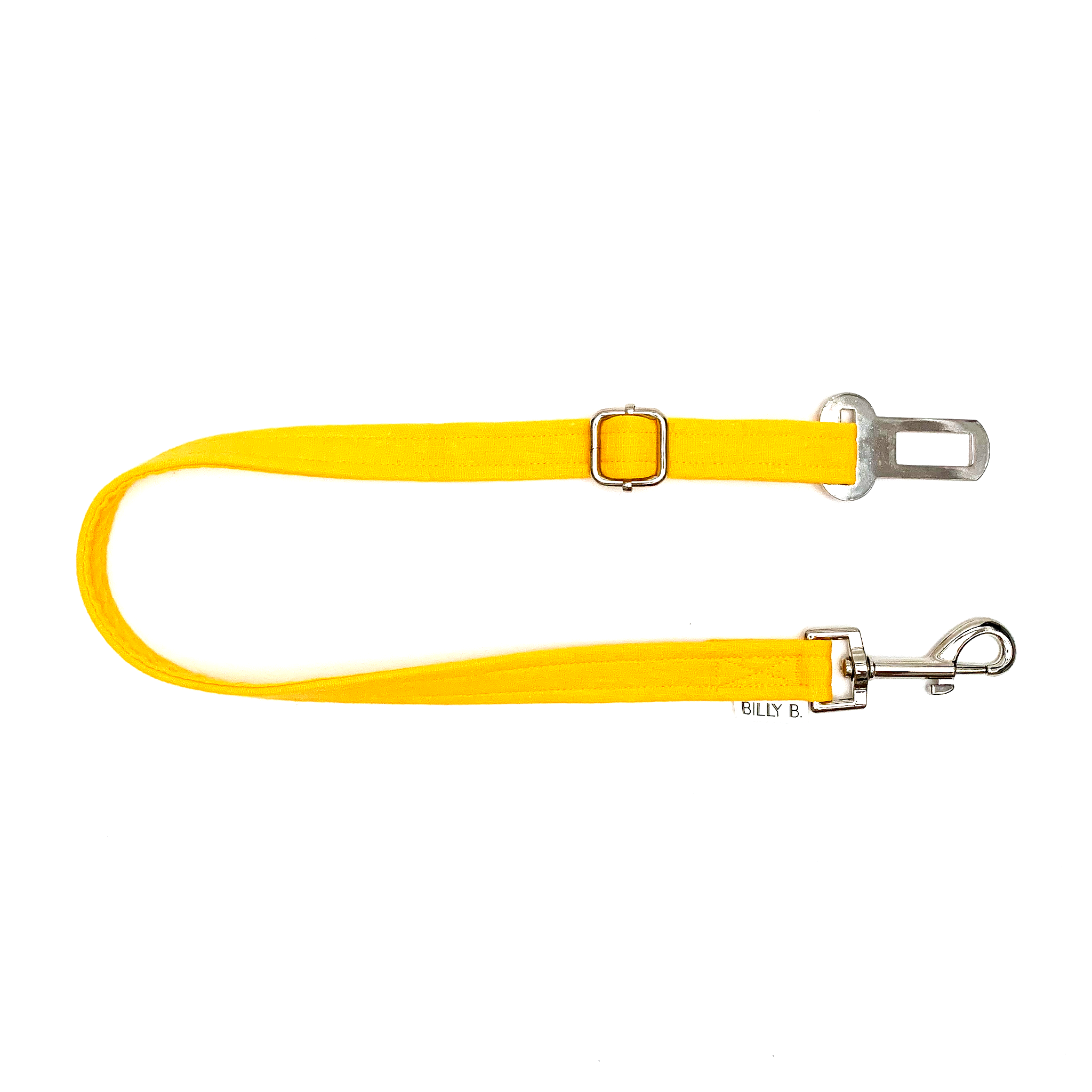 Yellow Linen - Car Restraint - BillyBCollective