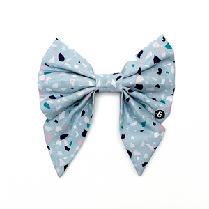 Blue Terrazzo - Sailor Bow - BillyBCollective