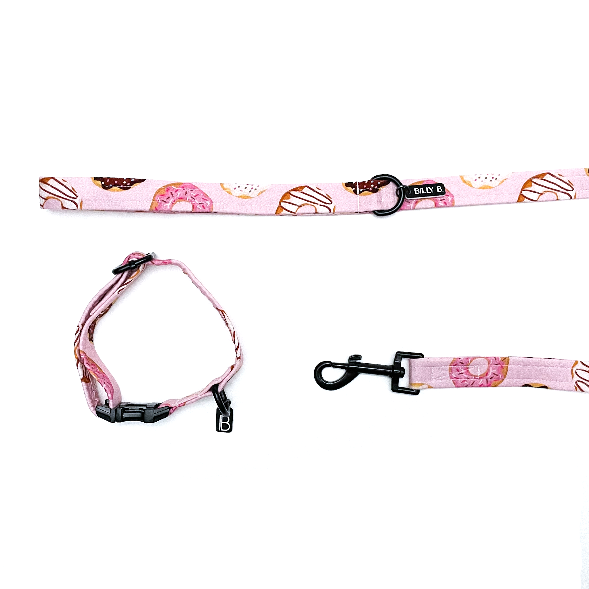 Donuts - Set (Collar & Lead) - BillyBCollective