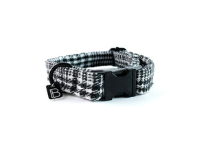 Black Tartan - Collar - BillyBCollective