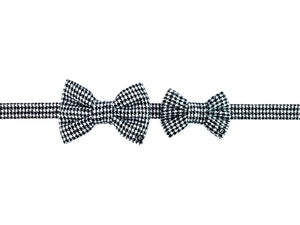 Houndstooth - Bow - BillyBCollective