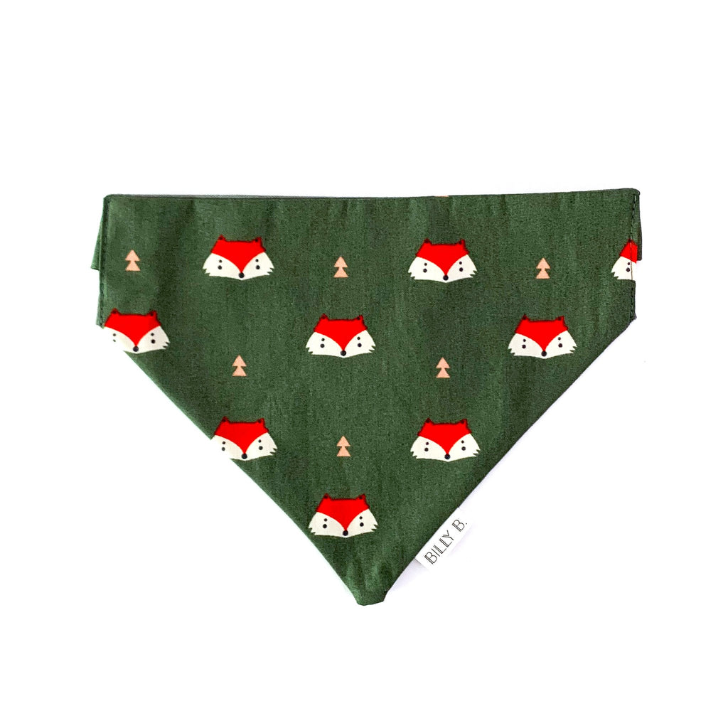What The Fox?! - Bandana - BillyBCollective