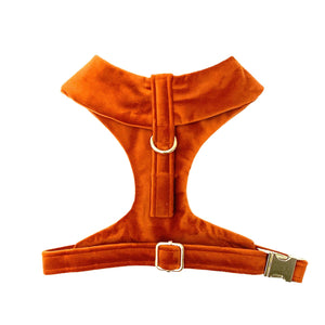 Rust Velvet - Harness - BillyBCollective