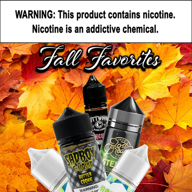 Top 5 Fall Flavors
