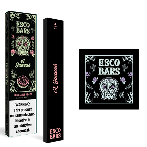Esco Bars Disposables