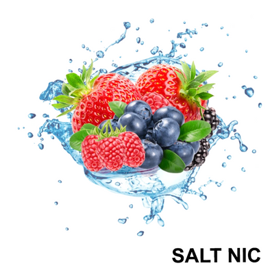 Berry Yummy Salt Nic
