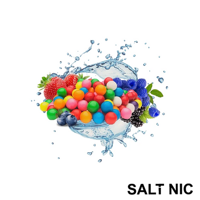 Bubble Berry Salt Nic