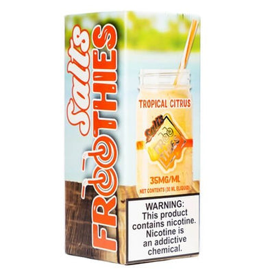 Tropical Citrus Nic Salt - Froothies