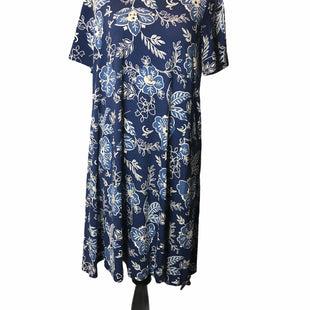 Primary Photo - BRAND: ANN TAYLOR LOFT O STYLE: DRESS SHORT SHORT SLEEVE COLOR: FLORAL SIZE: PETITE  MEDIUM OTHER INFO: NEW WITH TAG SKU: 299-29950-7659