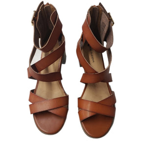 Primary Photo - BRAND: BIG BUDDAH STYLE: SANDALS LOW COLOR: BROWN SIZE: 8.5 SKU: 299-29987-440