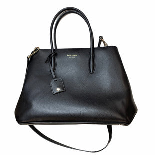 Primary Photo - BRAND: KATE SPADE STYLE: HANDBAG DESIGNER COLOR: BLACK SIZE: LARGE SKU: 299-29929-53885