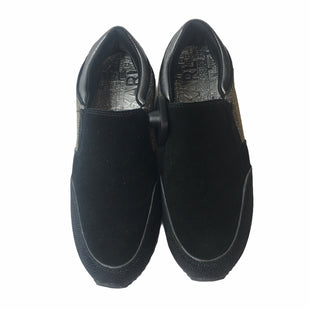 Primary Photo - BRAND: KARL LAGERFELD STYLE: SHOES ATHLETIC COLOR: BLACK SIZE: 6 SKU: 299-29929-46441