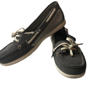 Primary Photo - BRAND: SPERRY STYLE: SHOES FLATS COLOR: GREY SIZE: 8 SKU: 299-29968-1452