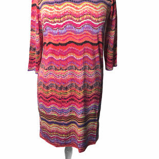 Primary Photo - BRAND: KATE & MALLORY STYLE: DRESS SHORT LONG SLEEVE COLOR: MULTI SIZE: XL OTHER INFO: NEW WITH TAGS SKU: 299-29974-321