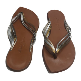 Primary Photo - BRAND:  CMA STYLE: SANDALS FLAT COLOR: SILVER SIZE: 8.5 OTHER INFO: ROBERT CLERGERIE - SKU: 299-29981-386