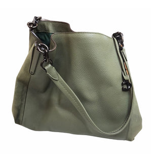 Primary Photo - BRAND: COACH STYLE: HANDBAG DESIGNER COLOR: SAGE SIZE: LARGE SKU: 299-29929-55735