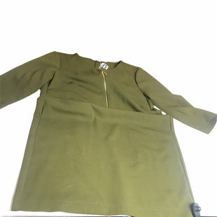 Primary Photo - BRAND: TRINA TURK STYLE: DRESS SHORT LONG SLEEVE COLOR: OLIVE SIZE: 8 SKU: 299-29929-53416